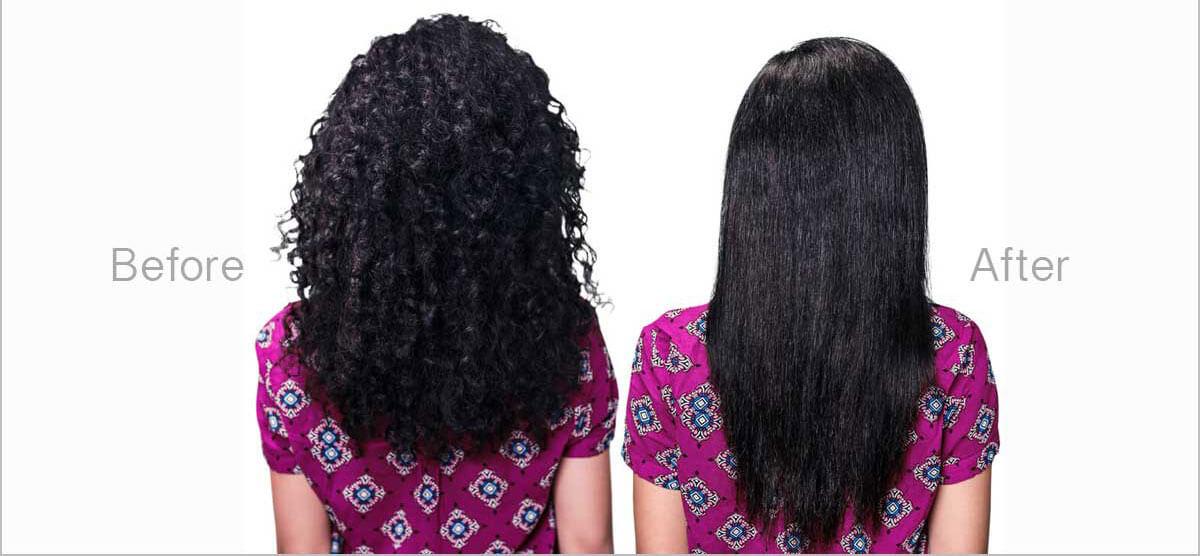 9 Langkah Pelurusan Rambut