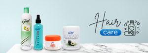 produk perawatan rambut